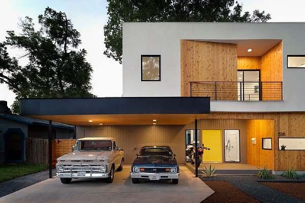 Частный дом