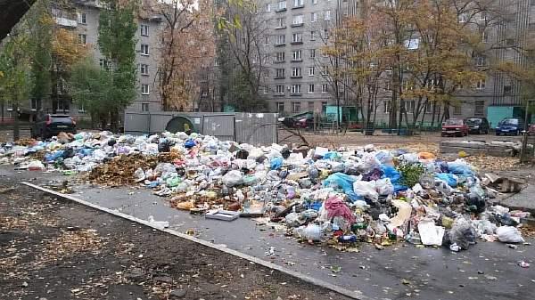 Расстояние от мусорных контейнеров до жилого дома