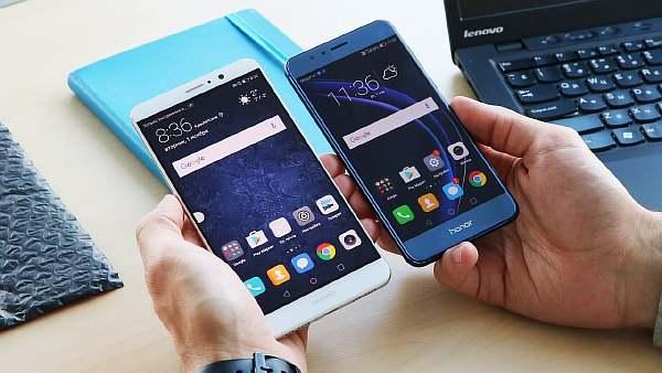 Модели смартфонов